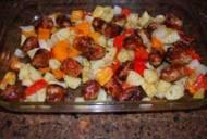 pork and sausage recipes for dinner