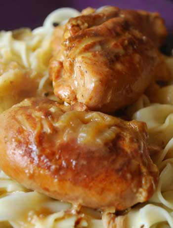 chicken paprikash recipe