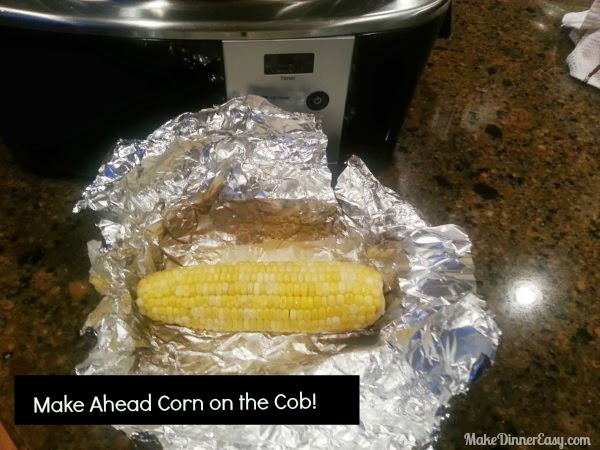 make ahead corn on the cob