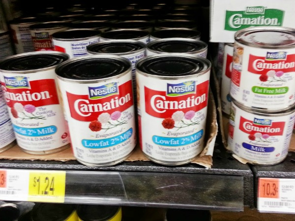#shop Carnation Evaporated Skim Milk great for making sauces