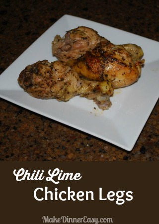 grilled chili lime chicken legs