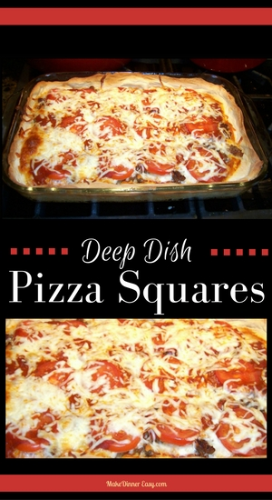 deep dish pizza squares recipe