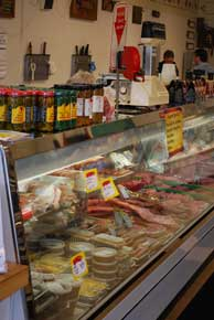 Doefler's Meat Case