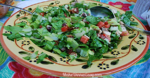 favorite chopped salad recipe