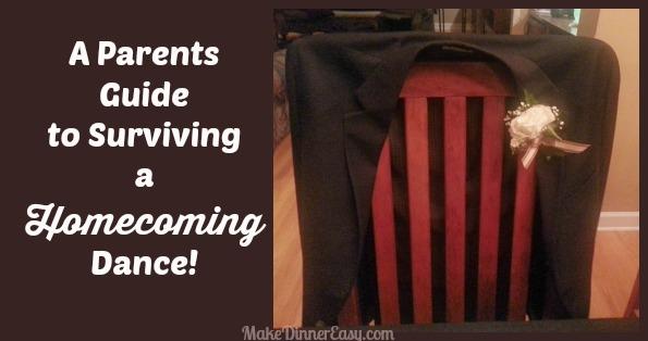 homecoming dance tips