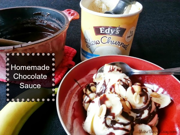 #shop Easy Chocolate Sauce Recipe using Carnation Evaporated Milk