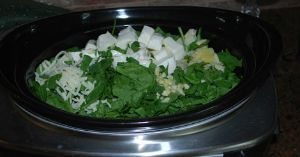 Cooking Dinner in the Slow Cooker