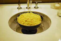 Heating Noodles