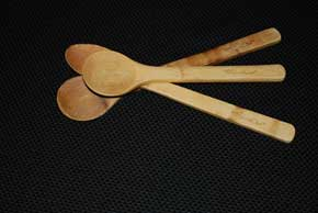 Bamboo Cooking Spoons Prize