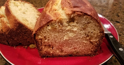 A sweeter variety  of Irish Soda Bread. Completely delicious recipe and can be served for breakfast, a snack, or for dessert.