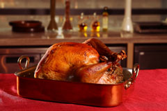 basic recipe for roasting a turkey