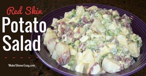 easy potato salad recipe