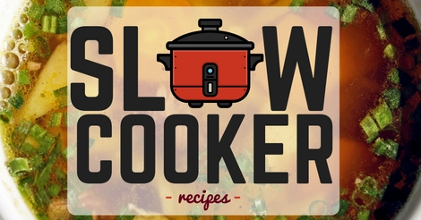 Slow cooker/crock pot recipes.