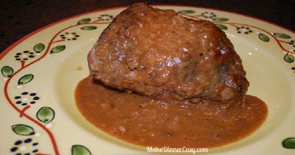 slow cooker roast beef with gravy recipe