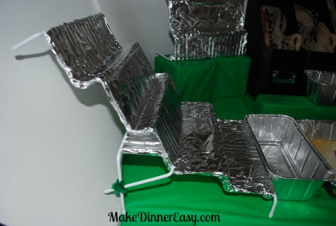 Is It Necessary To Put Foil On A Cake Board